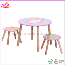 Kindergarten Desk and Chair (WO8G092)