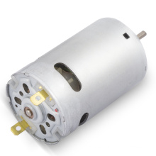 Venta caliente ronda tipo 12v automotriz dc motor RS-550SH para bomba