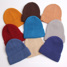 High Quality Autumn Winter Unisex Beanie Hat Fashion Couple Warm Soft Comfortable Knitted Hats