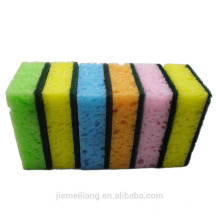 JML0362 Colorful Sponge Scouring Pads/ Seaweed Sponge Scrubber for sales