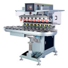 Печатная машина Eight Color Pad с Coveyor, с чернильницей