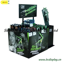 Commodity Paper Cardboard Counter Display Stand (B&C-C034)
