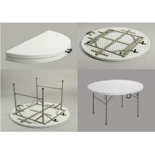 1.8m Plastic Folding Halft Table