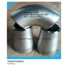 Bw Seamless Butt Weld Stainless Steel Pipe Fittings