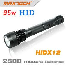Maxtoch HIDX12 6600mAh Battery 85W Aluminum HID