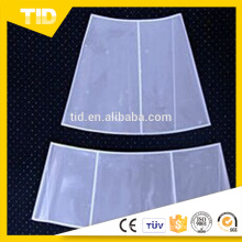 reflective traffic road cone sleeves for isolated warning