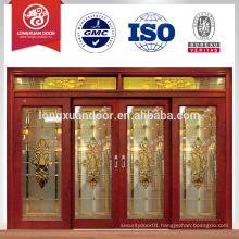 Kitchen door designs, glass sliding door designs, tempered glass sliding door                                                                         Quality Choice