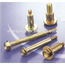 Fabriqué à Taiwan en acier, en acier inoxydable, en cuivre standard ou non standard BOULANGERES SPECIALES