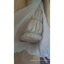 2017 puro hilo de seda de mora para tejer en la fábrica de China
