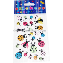 Animal and Insect Puffy Sticker