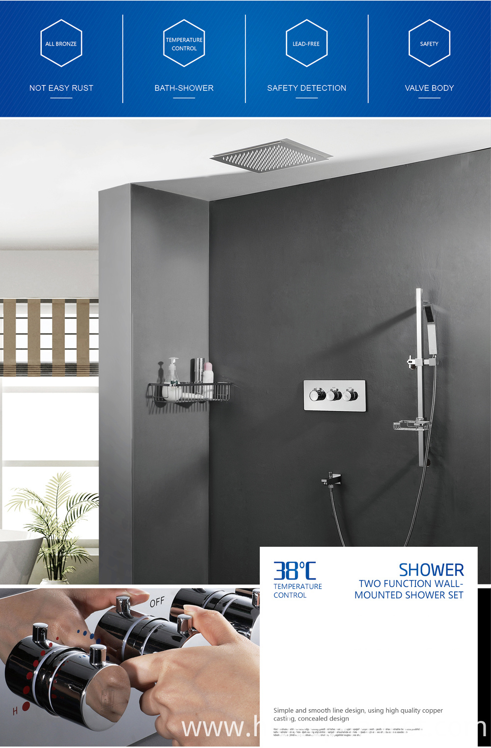 Upc Tub Shower Faucet