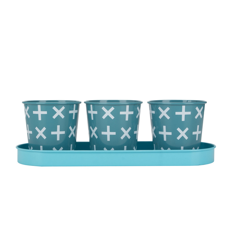 Flower Pot Set 3