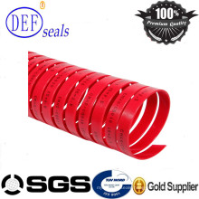 Reinforced Phenolic Resin with Fabric Wear Strip Spiral Tape