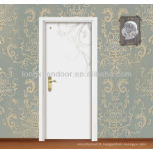 HDF Modern entry wood door