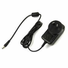 Adaptador de cabo de alimentação de 12 volts 1.5Amp AU 12W