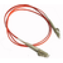 High Quality lc to lc duplex patch cord, g652d lc patch cord duplex with best price per meter