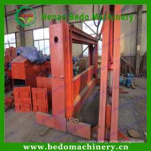 China Professional electric hydraulic vertical wood log splitter 0086 133 4386 9946