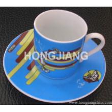 Чашки и блюдца (HJ021007)