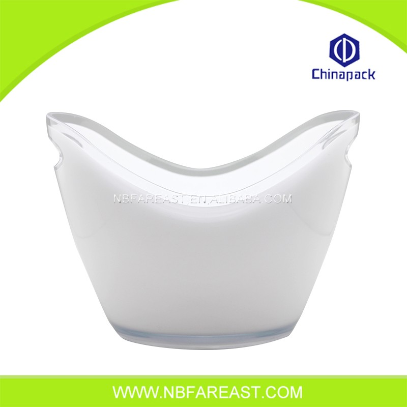 Factory sale plastic ice buckets pails sale