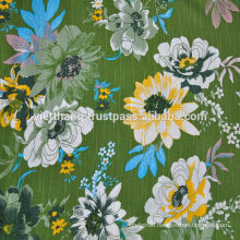 Printed/Plain/100% Viscose Fabric- For BED SHEETS, WOMEN DRESS, CURTAINS...
