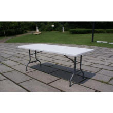 6 Feet HDPE Blow Mold Table Folding Table