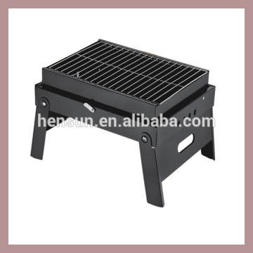 Outdoor Camping Tragbarer Holzkohlegrill Grillgestell