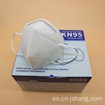 Fast Delivery Fold Anti Dust N95 Mascarilla