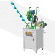 Máquina de parada superior con cremallera de nailon totalmente automática