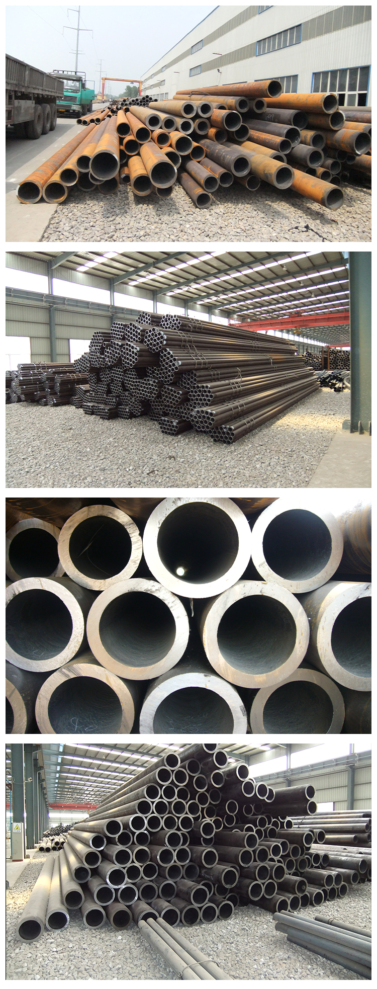 Black Steel Pipe & Tube