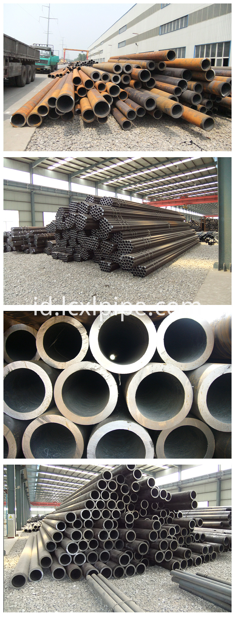 Oil Pipe Steel