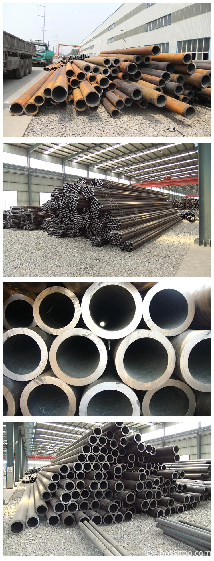 Black Steel Pipe & Tube