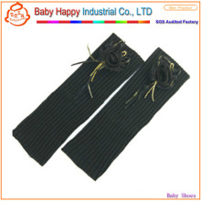 Grosses leggings noires pour enfants