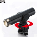 2017 hot sale Bicycle flashlight waterproof riding light for mountain bike