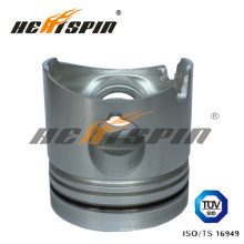 4jb1 Isuzu Alfin Piston with 93mm Bore Diameter, 92mm Total Height, 52mm Compress Height with 1 Year Warranty