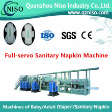 Effective Sanitary Pad Making Machine with SGS (HY400)