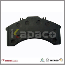 WVA 29011 Kapaco Hot Sale Rear Brake Pad Replacement Cost OE 20844903 For Iveco