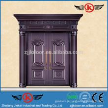 JK-C9105 Luxury Imitate Copper Security Doors