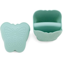 Custom Silicone Butterfly Mitt Set from Safe Grabs