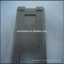 Usinage CNC personnalisé Composants / pièces en titane 100% pur, Pièces en titane Service d'usinage cnc Fabricant
