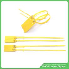 Пластиковая пломба безопасности (JY375) , уплотнение обеспеченностью