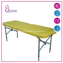 Mesa de masaje de aluminio portátil barato mejor