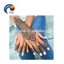 bride tattoo sticker mehndi stencils