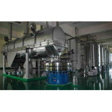 Máquina de secado y enfriamiento de lecho fluidizado vibrante para granos