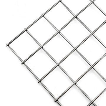 6x6 Konkrit Mengukuhkan Panel Wire Mesh Welded Welded