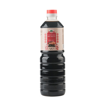 Salsa di soia leggera superiore PET 1000ml