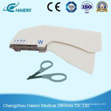 Medical descartáveis cirúrgico pele grampeador 35W