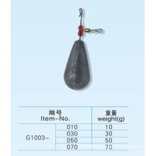 Plomo de calidad superior de plomo de pesca de la carpa