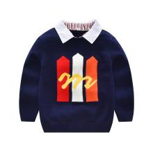 Первичная школьная форма дети мальчик свитер дизайн фотографии видов трикотажные машинного или ручного вязания одежда