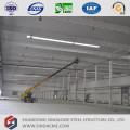 Vorgefertigte Stahlkonstruktions-Rahmen-Werkstatt