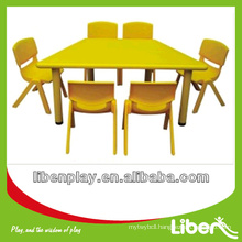 Children daycare T-Shape Table Children Tables and Chairs Series school use LE.ZY.017
